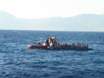 68 operasyon: Bin 917 göçmen