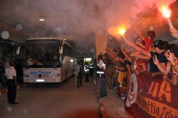 Galatasaray Konya'da