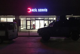 Mardin'de terör saldırısı: 10'u polis 24 yaralı