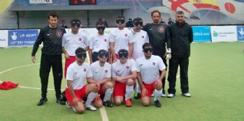 Görme Engelliler Milli Takımı Avrupa Şampiyonu