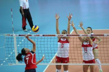 Türkiye Gürcistan'ı 3-0 mağlup etti