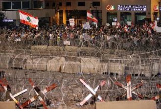 Lübnan'da protestoculardan yetkililere 3 günlük süre