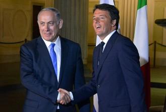 'İtalya İsrail'in yanında'
