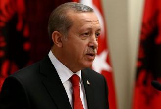 Erdoğan'dan terör mesajı