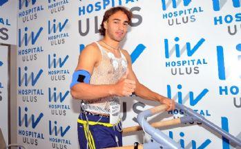 Markovic sağlık kontrolünden geçti