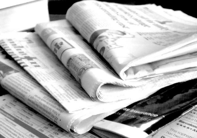 1 Mayıs 2016 gazete manşetleri