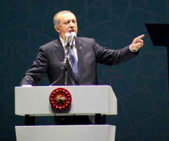 Erdoğan: Onlar bu devletin hasmıdır