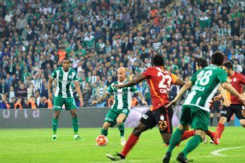 Bursa'da gollü beraberlik: 1-1