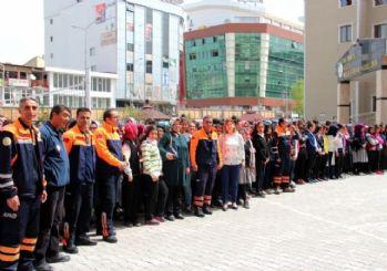 AFAD'ın 'Afete Hazır Okul' Projesi Devam Ediyor
