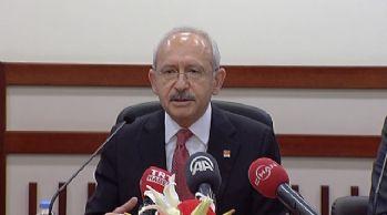 Kılıçdaroğlu: Meydanlarda hakkınızı arayın