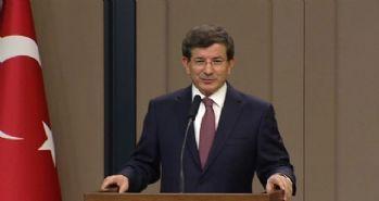 Davutoğlu'ndan 'Yeni Türkiye Yolunda' konuşması