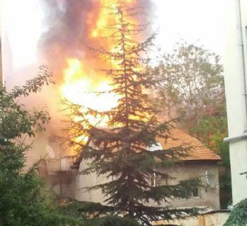 Kütahya'da korkutan patlama: 3 yaralı