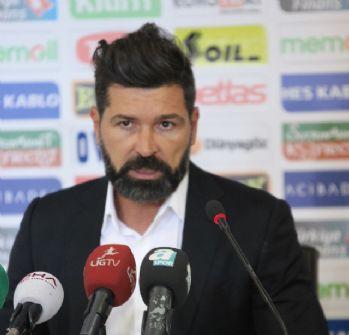 Hakan Kutlu: Süper Lig'de devam etmek istiyoruz