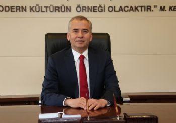 Başkan Zolan'dan Miraç Kandili Mesajı