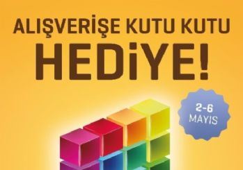 Forum Gaziantep'ten Şans Kutusu