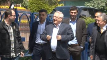 Fenerbahçeli Sporcular Evi'nin açılışı yapıldı