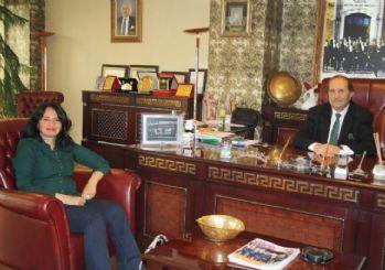 Hacı Bektaş-ı Veli Vakfı'ndan SESOB'a Ziyaret