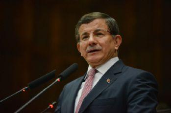 Başbakan Davutoğlu'ndan kandil mesajı
