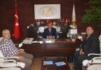 Nevşehir Gör-bir'den Başkan Karaaslan'a Ziyaret