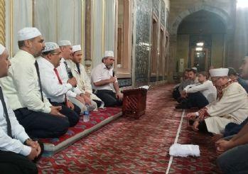 Adana'da Miraç Kandili Coşkusu