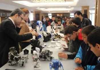 Atatürk Üniversitesi Mühendislik Fakültesi Robot Günleri