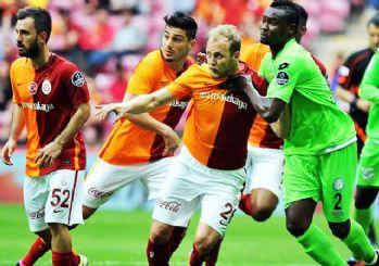 Galatasaray-Çaykur Rizespor mücadelesi başladı