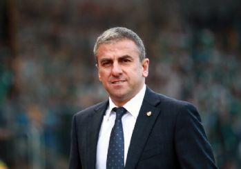 Bursaspor'da Hamzaoğlu ile devam