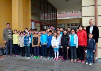 Öğrenciler Belediyeyi Ziyaret Etti