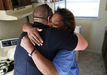 Yemek çalan kadın ihbar edildi, polis yardım yaptı