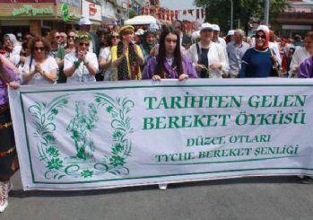 Tyche Ot Festivalinin Programı Belli Oldu