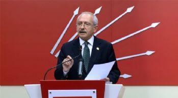 Kılıçdaroğlu: Davutoğlu'na hakkımı helal ediyorum