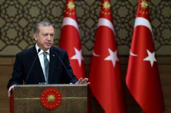 Erdoğan'dan PKK ve 'FETÖ'ye mesaj