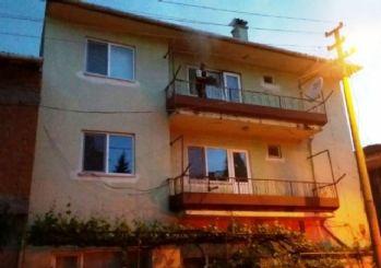 Dursunbey'de Tüp Yangını: 1 Yaralı