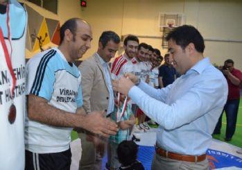 Viranşehir Devlet Hastanesi Şampiyon Oldu