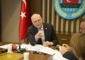 TZOB Genel Başkanı Şemsi Bayraktar Üretici-maret Fiyatlarını Değerlendirdi
