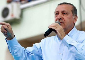 Erdoğan AB'ye rest çekti: Sen yoluna git biz de yolumuza gidelim!