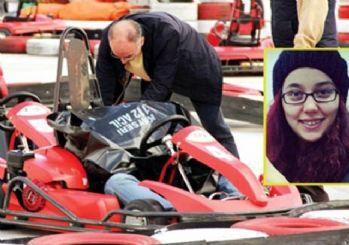 Go-Kart pistinde başı kopan kızın ailesine tazminat