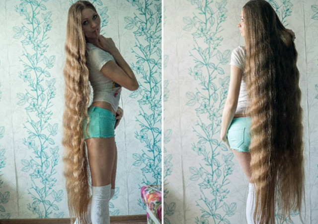 Instagram'ın yeni fenomeni: Dashik Gubanova
