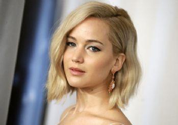 Hollywood'un güzel yüzü Jennifer Lawrence'den Trump'a tepki