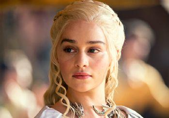 Game of Thrones'un Daenerys Targaryen'ından (Emilea Clarke) dublör açıklaması geldi