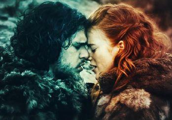 Game of Thrones'un Jon Snow-Ygritte aşkı gerçek oldu