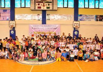 Genç Satranççılar Balçova'da Buluştu