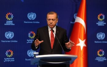 Erdoğan: 'Bize kriter dayatmasınlar, burası Türkiye'