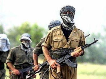 PKK'lıların atmak istediği bomba araçta patladı!