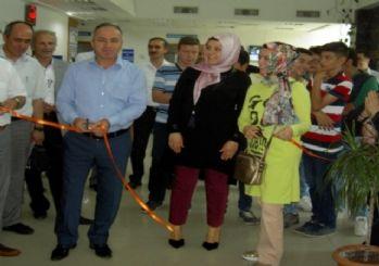 Ahmet Mehmet Genç Orta Okulu Resim Sergisi Açıldı