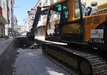 Altınordu'da Sıcak Asffalt Seferberliği