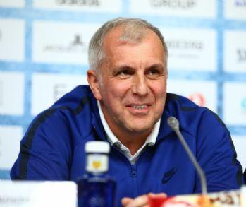 Obradovic: 'Hiç top kaybı yapmadık. Oyunun anahtarı da buydu'