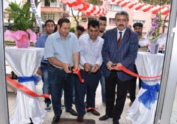 Başkan Alıcık, Mağaza Açılış Törenine Katıldı