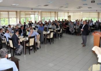 Din Görevlilerine Bilgilendirme Toplantısı
