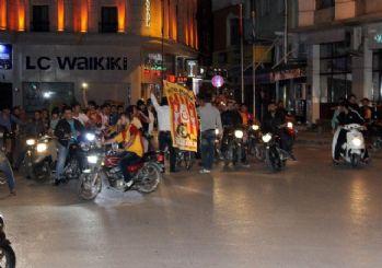 Galatasaraylı Taraftarları Tur Attı